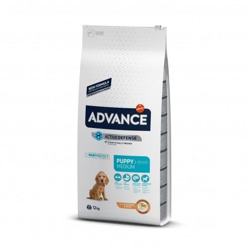 Alimentation pour chien - ADVANCE Medium Puppy Protect pour chiens