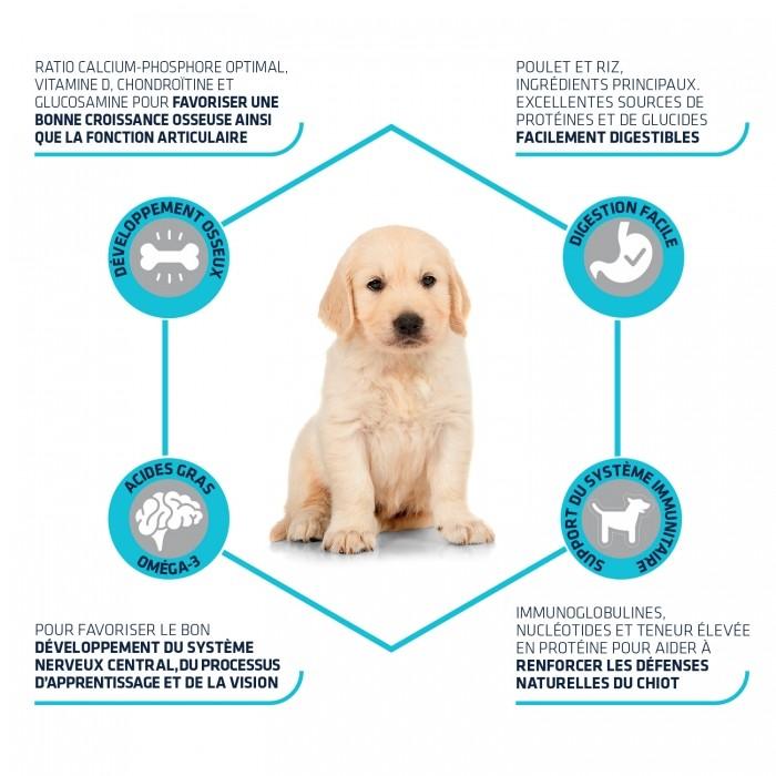 Alimentation pour chien - ADVANCE Maxi Puppy Protect pour chiens