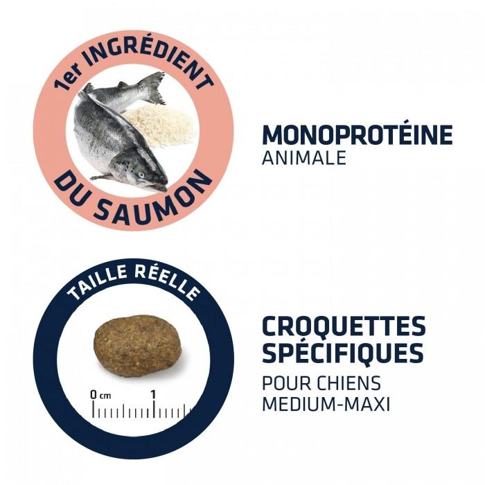 Alimentation pour chien - ADVANCE Sensitive - Sensibilité alimentaire pour chiens