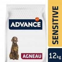 Croquettes pour chien - ADVANCE Agneau et Riz - Sensibilité cutanée