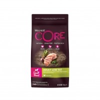 Croquettes pour chien - Wellness CORE Heavy Weight Small Breed - Dinde