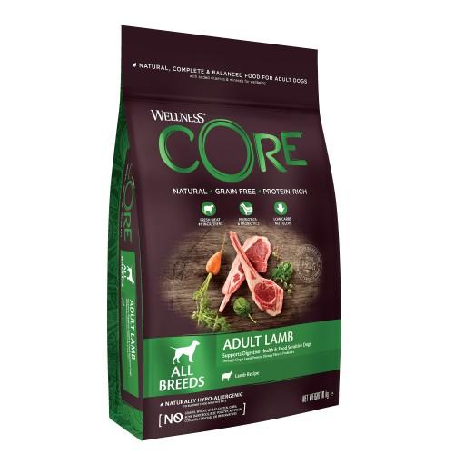 Alimentation pour chien - Wellness CORE - Agneau pour chiens
