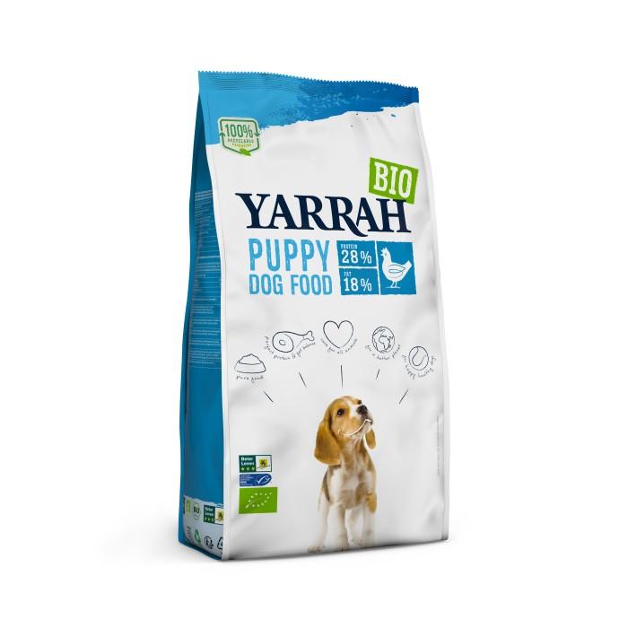 Yarrah Croquettes biologiques pour chiot-Croquettes biologiques pour chiot