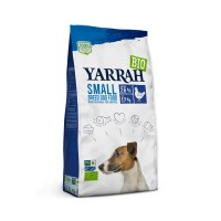Croquettes pour chien - Yarrah Croquettes biologiques pour chien de petite race Croquettes biologiques pour chien de petite race