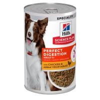 Pâtées en boîte pour chien - Hill's Science Plan Perfect Digestion Adult