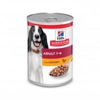 Pâtée en boîte pour chien adulte - Hill's Science plan Adult Adult
