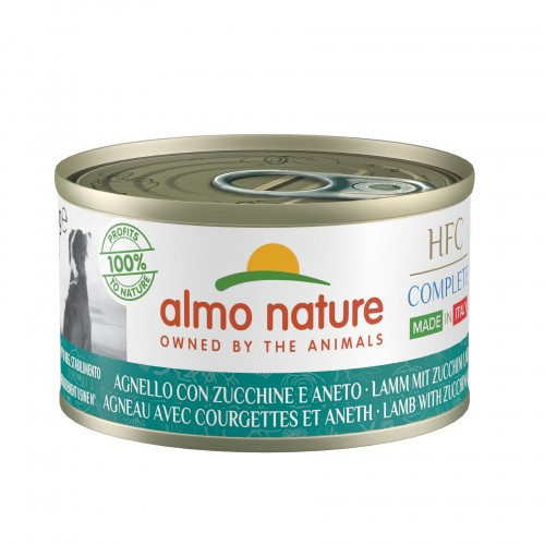 Alimentation pour chien - Almo Nature HFC Complete Made in Italy - 6 x 95 g pour chiens