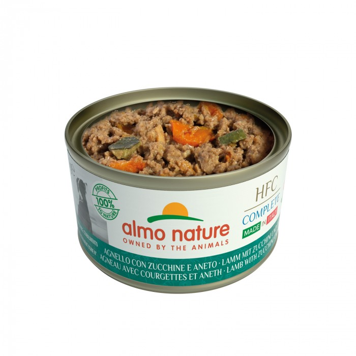 Alimentation pour chien - Almo Nature HFC Complete Made in Italy - Lot pour chiens