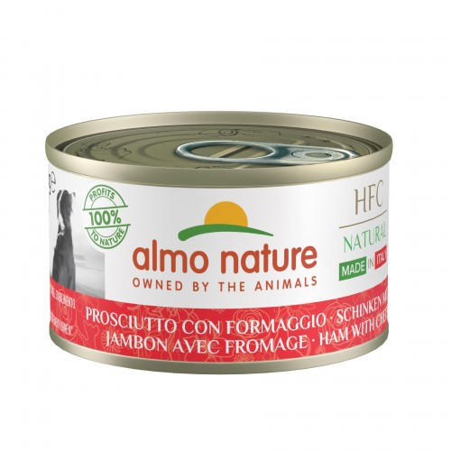 Alimentation pour chien - Almo Nature HFC Natural Made in Italy - 24 x 95 g pour chiens