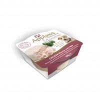 Pâtée en boîte pour chien - APPLAWS Pot en mousse Adulte - 6 x 100g