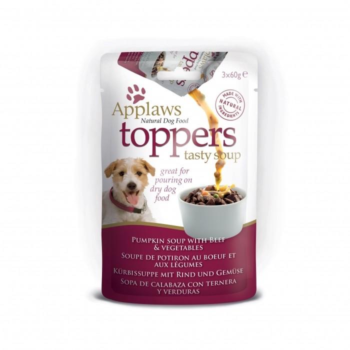 Alimentation pour chien - APPLAWS Toppers Soupe Adulte pour chiens
