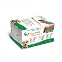 Pâtée en barquette pour chien - APPLAWS Multipack Pâtée Fresh Country Selection - 5 x 150g