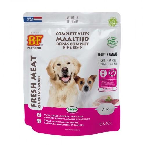 Alimentation pour chien - BF Petfood Aliment complet pour chiens
