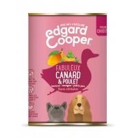 Pâtée en boîte pour chiot - Edgard & Cooper, pâtée en boîtes pour chiot Pâtée sans céréales Chiot - 6 x 400g