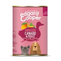 Pâtée en boîte pour chiot - Edgard & Cooper Pâtée sans céréales Chiot - 6 x 400g