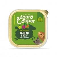 Pâtée en barquette pour chien - Edgard & Cooper, pâtée en barquette pour chien adulte - 11 x 150 g Pâtée sans céréales Adulte