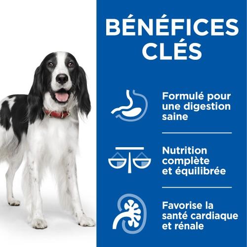 Alimentation pour chien - Hill's Science Plan Adult - Mijotés Healthy Cuisine pour chien pour chiens