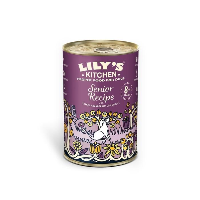 Lily's Kitchen Recette Senior-Recette Senior