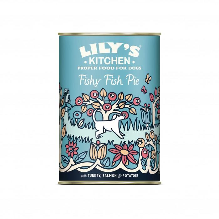 Alimentation pour chien - Lily's Kitchen Pâtée Adulte pour chiens