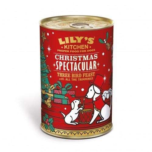 Alimentation pour chien -  Lily's Kitchen Pâtée de Noël pour chien pour chiens