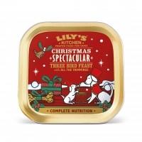 Pâtée en barquette pour chien - Lily's Kitchen Pâtée de Noël