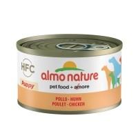 Pâtée en boîte pour chiot - ALMO NATURE HFC Puppy - 6 x 95 g