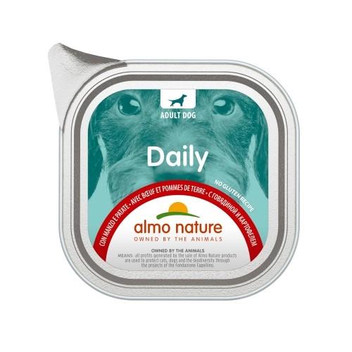 Alimentation pour chien - Almo Nature Daily Menu Adult - Lot pour chiens