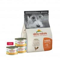 - Almo Nature Kit pour chien adulte