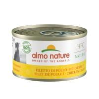Pâtée en boîte pour chien - ALMO NATURE HFC Natural - 24 x 95 g