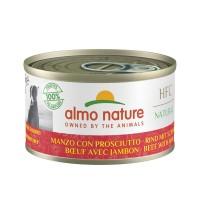 Pâtée en boîte pour chien - ALMO NATURE HFC Cuisine - 24 x 95 g