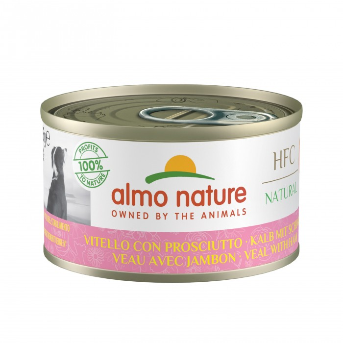 Alimentation pour chien - Almo Nature HFC Cuisine - 24 x 95 g pour chiens