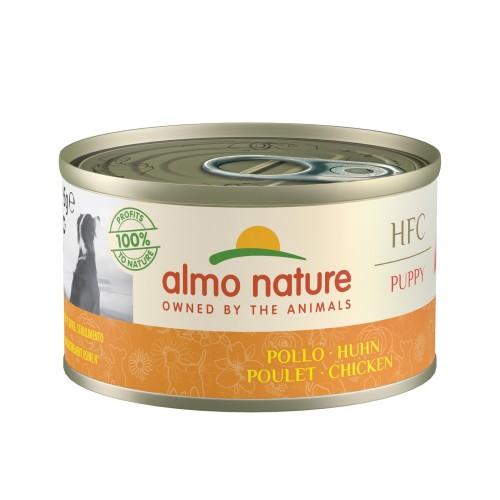 Alimentation pour chien - Almo Nature HFC Puppy - 24 x 95 g pour chiens