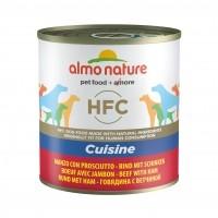 Pâtée en boîte pour chien - ALMO NATURE HFC Cuisine - 12 x 290 g
