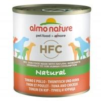 Pâtée en boîte pour chien - Almo Nature HFC Natural - 12 x 290 g HFC Natural - 12 x 290 g
