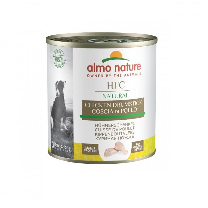 Alimentation pour chien - Almo Nature HFC Natural - 12 x 290 g pour chiens