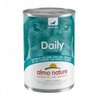 Pâtée en boite pour chien - Almo Nature Daily Menu 24x400g