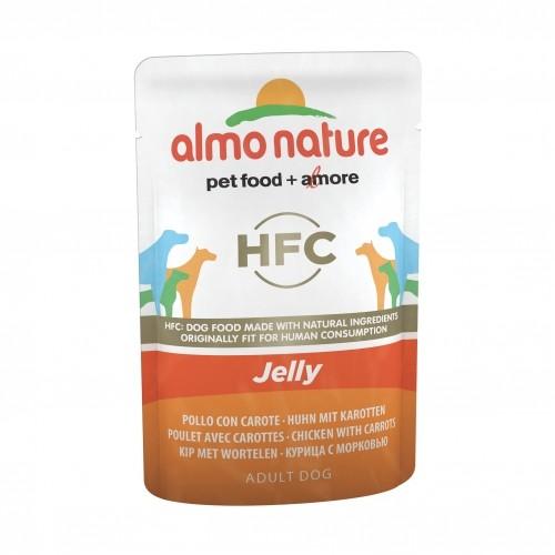 Sachet fraîcheur pour chien - ALMO NATURE HFC Jelly - 24 x 70 g