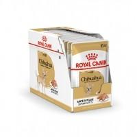 Sachet fraîcheur pour chien - ROYAL CANIN Breed Nutrition Chihuahua adult - Lot 12 x 85 g