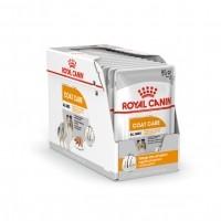 Sachet fraîcheur pour chien - Royal Canin Coat Care Coat Care Adulte - Lot 12 x 85g