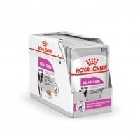 Sachet fraîcheur pour chien - Royal Canin Relax Care - Pâtée pour chien Relax Care Adulte - Lot 12 x 85g