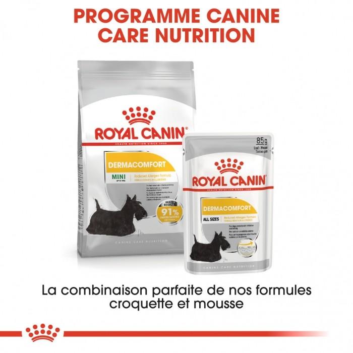 Alimentation pour chien - Royal Canin Dermacomfort - Pâtée pour chien pour chiens