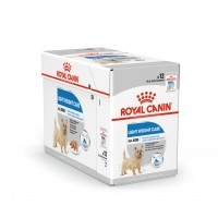 Sachet fraîcheur pour chien - ROYAL CANIN Care Nutrition Light Weight Care Adulte - Lot 12 x 85g