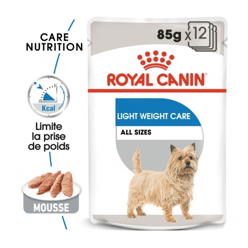 Alimentation pour chien - Royal Canin Light Weight Care pour chiens