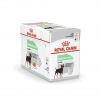 Sachet fraîcheur pour chien - Royal Canin Digestive Care - Pâtée pour chien Digestive Care Adulte - Lot 12 x 85g