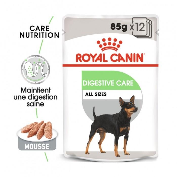 Alimentation pour chien - Royal Canin Digestive Care - Pâtée pour chien pour chiens