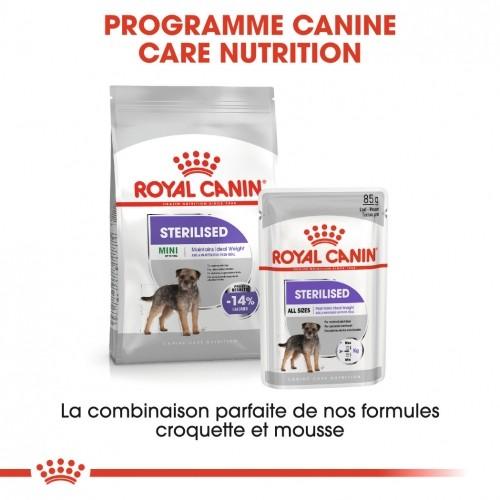 Alimentation pour chien - Royal Canin Sterilised - Pâtée pour chien pour chiens