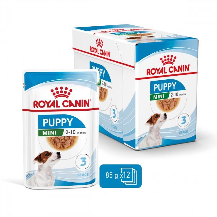 Alimentation pour chien - Royal Canin Mini Puppy pour chiens