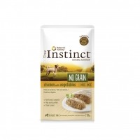 Pâtée en sachet pour chien - True Instinct No Grain - Mini adult No Grain - Mini adult