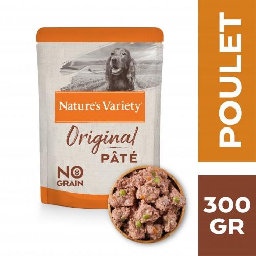 Alimentation pour chien - Nature's Variety Original No Grain Medium Maxi Adult pour chiens