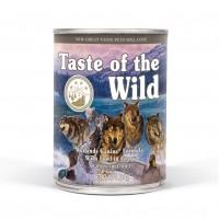 Pâtée en boîte pour chien - Taste Of The Wild Wetlands Wetlands